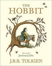 The Colour Illustrated Hobbit by J. R. R. Tolkien (Paperback, 2017)