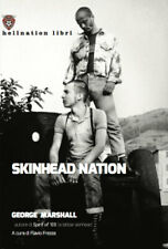 SKINHEAD NATION George Marshall BOOK skin punk mod oi rude boy Spirit of '69
