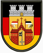 Wappen von Herford Aufnäher, Pin, Aufbügler