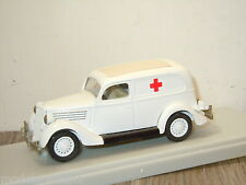 1935 Ford Ambulance van Rextoys in Box 1:43 *20215