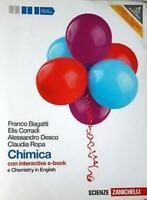 Chimica, Bagatti Corradi, Zanichelli editore scuola, codice:9788808321947