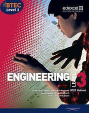 BTEC Level 3 National Engineering Student Book by Robert Jones, Bill Mantovani,