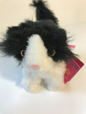 New Our Generation Stuffed Plush Norwegian Forest Kitten Cat For 18� Doll