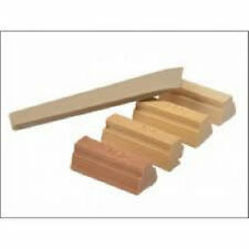 4 x Rustins Briwax Wax Filler Sticks Furniture Repair Kit Light Shades