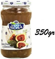 3x Santa Rosa Feigen Marmelade Konfitüre Fruchtaufstrich aus Italien 350g