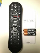 New XFINITY/COMCAST Remote Control XR2  With Manual, 2 Batteries
