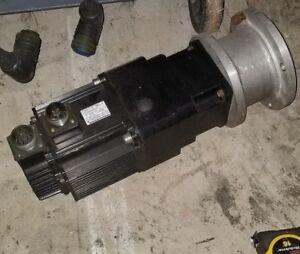 Yaskawa Electric AC Servo Motor Type: SGMGH-09DCA61, 400v