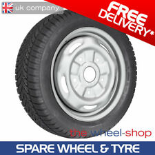 "15"" Ford Transit - 2001 - 2014 Full Size Spare Steel Wheel and Tyre - 195/70 R15"