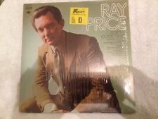 Ray Price For the good times album