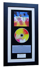 THE CURE The Top CLASSIC CD Album GALLERY QUALITY FRAMED+EXPRESS GLOBAL SHIPPING
