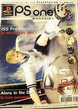 PSONE magazine+cd démo -Numéro 05 - Avril 2001