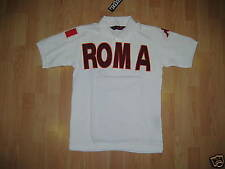 5093 TG. XS AS ROMA KAPPA POLO EROI TOTTI DE ROSSI OFFICIAL POLO JERSEY