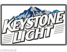 Keystone Light Beer Logo Refrigerator / Tool Box Magnet