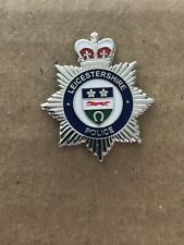 Leicestershire Police Pin / lapel badge -25mm