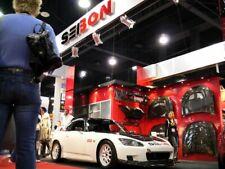 00-03 S2000 TV Seibon Carbon Fiber Front Bumper Lip Body Kit FL0003HDS2K-TV