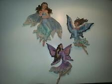 3 Pics of Fairy hanged on wall