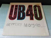 "UB40 ""Geffery Morgan"" vinyl LP 1984 A&M Records SP-5033 Original Inner Sleeve"