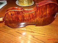Gorgeous Old Italian Style Concert Violin Stradivarius 1716