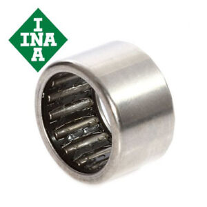 INA HF1616B 16x22x16mm Open End Drawn Cup Type Needle Roller Clutch Bearing