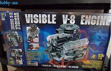 Revell   1:4 Visible V-8 Engine RMX8883-NEW