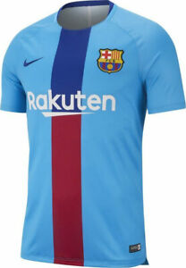 Barcelona Squad 18-19 pre-match top - M ONE ONLY RRP of £54 bought from Nike