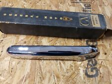 NOS 1958 Chevrolet Left Grille Bar Extension Impala Bel Air Delray Biscayne