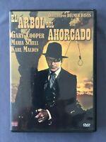DVD EL ARBOL DEL AHORCADO Gary Cooper Maria Schell Karl Malden DELMER DAVES