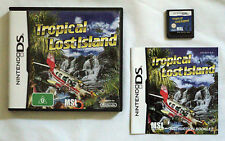 Tropical Lost Island Nintendo DS Game PAL