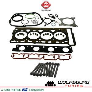 Audi A3 A4 VW GTI Jetta 2.0T Engine Head Gasket Kit + Bolts Set  CBFA CCTA CAEB
