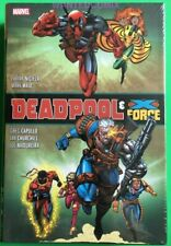 DEADPOOL & X-FORCE OMNIBUS HC 100 RETAIL NEW 1 CIRCLE CHASE 1-4 CABLE 1-8 #19-31