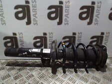 VW GOLF PLUS 1.4 TSI AUTOMATIC 2010 DRIVER SIDE SUSPENSION LEG AND SPRING