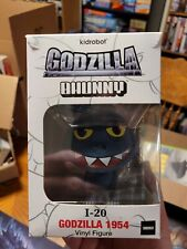 KIDROBOT I-20 GODZILLA 1954 vinyl figure NEW IN BOX free shipping