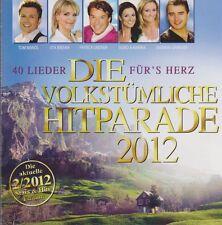 DCD Sampler Die Volkstümliche Hitparade 2/2012 (40 Lieder für`s Herz)