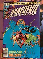 Daredevil #172 (Jul 1981, Marvel) Frank Miller Cover/Art