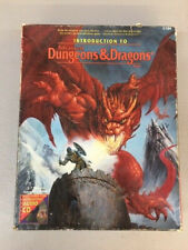 Intro to Advanced Dungeons & Dragons (Complete) Extra Dice & Figures Included