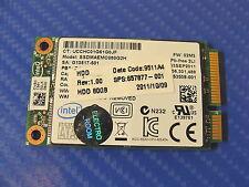 657877-001 HP Envy 14 80GB mSATA Intel SSD Solid State Drive SSDMAEMC080G2H