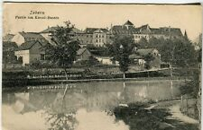 France Saverne Zabern - Kanal Bassin 1907 postcard