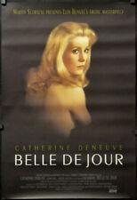 Belle De Jour R1995 Original 27X40 2/S Film Poster Catherine Deneuve Jean Sorel