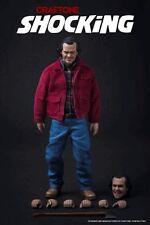 """Hot 1/6 CRAFTONE Shocking Guy JACK NICHOLSON The Shining 12""""figure Toys"""