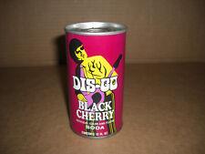 DIS-GO Black Cherry 12 OZ. Can 1970's Original