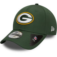 NEW ERA MENS 9FORTY BASEBALL CAP.GREEN BAY PACKERS NFL GREEN DRY SWITCH HAT 9W 7