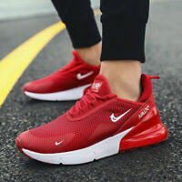 Men's Max 270 Cushion Flyknit Athletic Sneakers Casual Sports Running Mesh Shoes