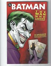 Batman The Man Who Laughs #1, Prestige Format, NM 9.4, 1st Print, 2005, Scan