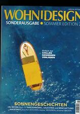 WOHN!DESIGN Sonderausgabe Sommer Edition 21 April bis September 2021, UVP: 8,50