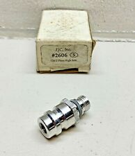 2606 A/C Service Valve Port R134a Retrofit Adapter by FJC for GM many models