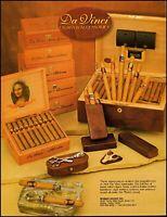 1997 Da Vinci Cigars & Accessories boxes cutters vintage photo print ad ads43