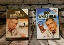 Lot if 2 Dog Whisperer With Cesar Millan DVD