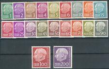 Saarland Lot/Posten aus 1957-1959** komplett (MICHEL € 100,00) pracht