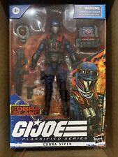 "G.I. Joe Classified COBRA VIPER 6"" Figure #22 NEW Hasbro Target Exclusive Island"