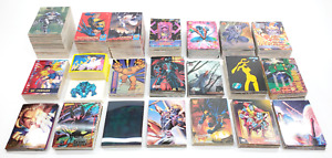 Lot of 1100+ Marvel X-men Superhero Cards - Fleer Ultra Impel Skybox - Inserts